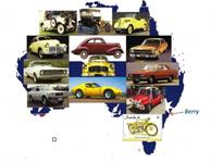 National Motoring Heritage Day- Berry Run